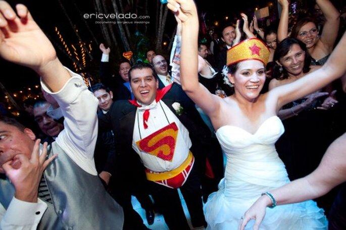 """Diviertete en tu boda organizando un video estilo """"Harlem Shake"""" - Foto Eric Velado"""