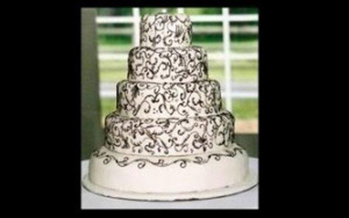 Wedding cake trends 2010