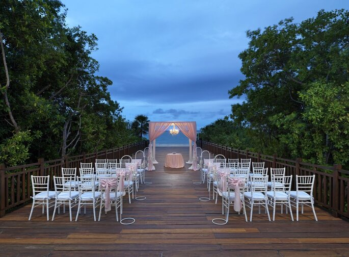 Puente Gabi - Hotel Paradisus Playa del Carmen