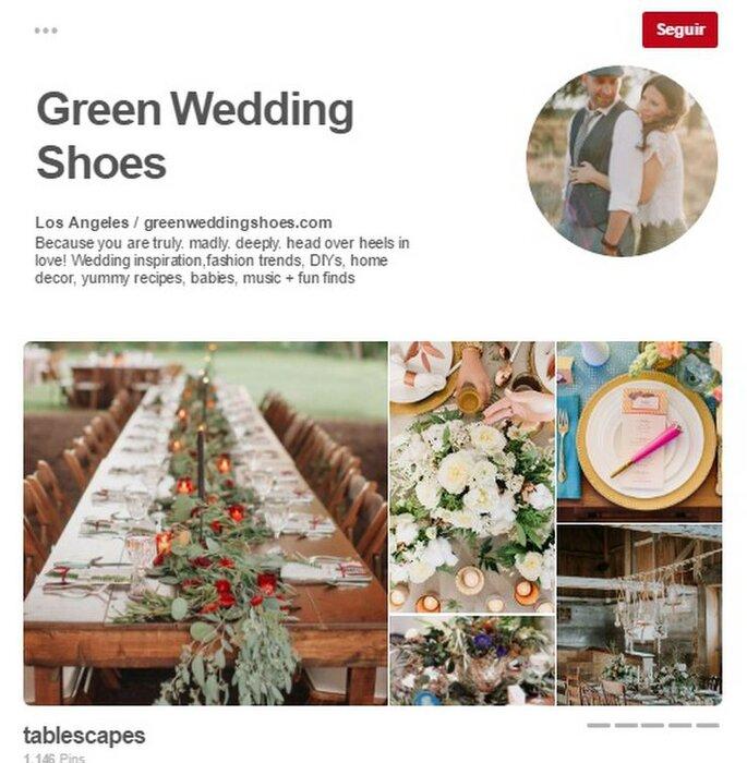 Green Wedding Shoes. Foto: Pinterest