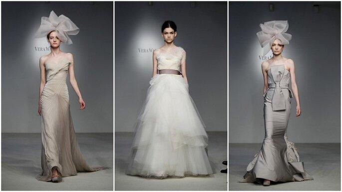 Robes de mariée Vera Wang 2012