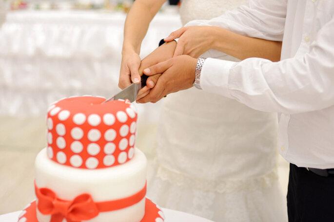 Lunares y más lunares para tu boda. Foto: Andrei Zveaghintev via Shutterstock (4)