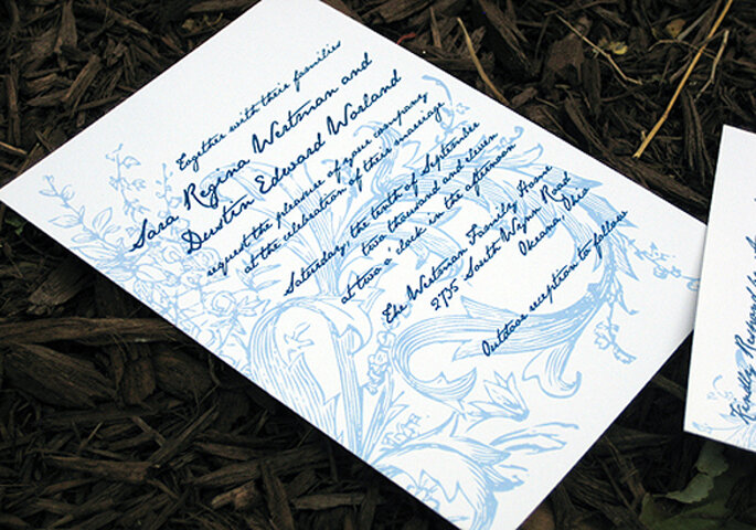 Foto: Lilywillow Paper and Press