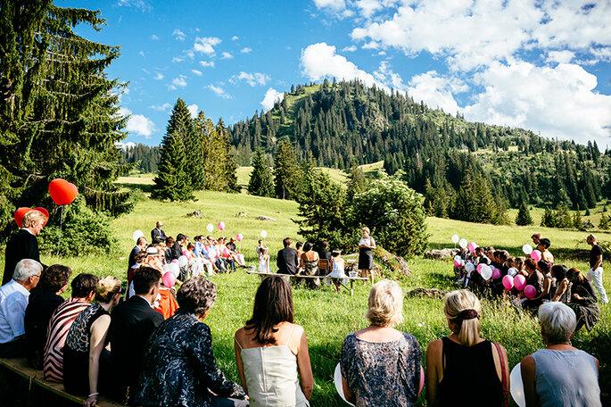 Foto: Hochzeitsfotograf Andreas Feusi