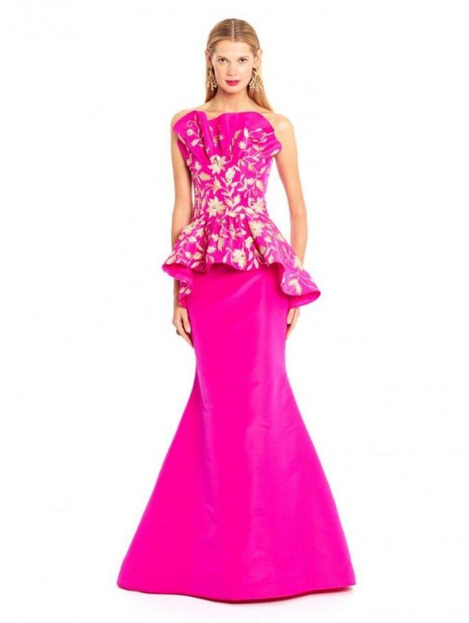 Vístete de elegancia y distinción: Los vestidos de fiesta 2015 de ...