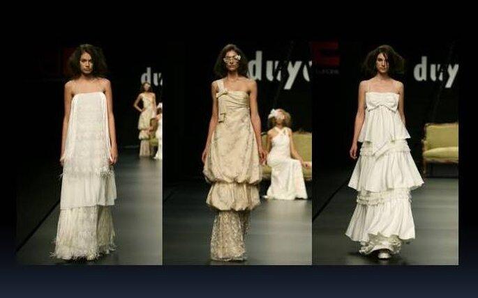 robe de mariee juan duyos collection 2009