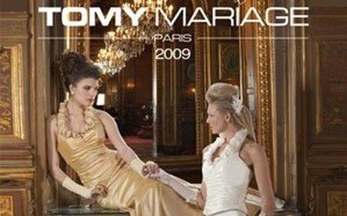 Robes de mariée Tomy-mariage-collection-2009