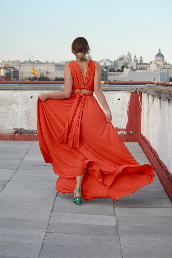 01dc5a7d9 Cómo elegir el vestido de invitada para una boda de noche en 5 pasos