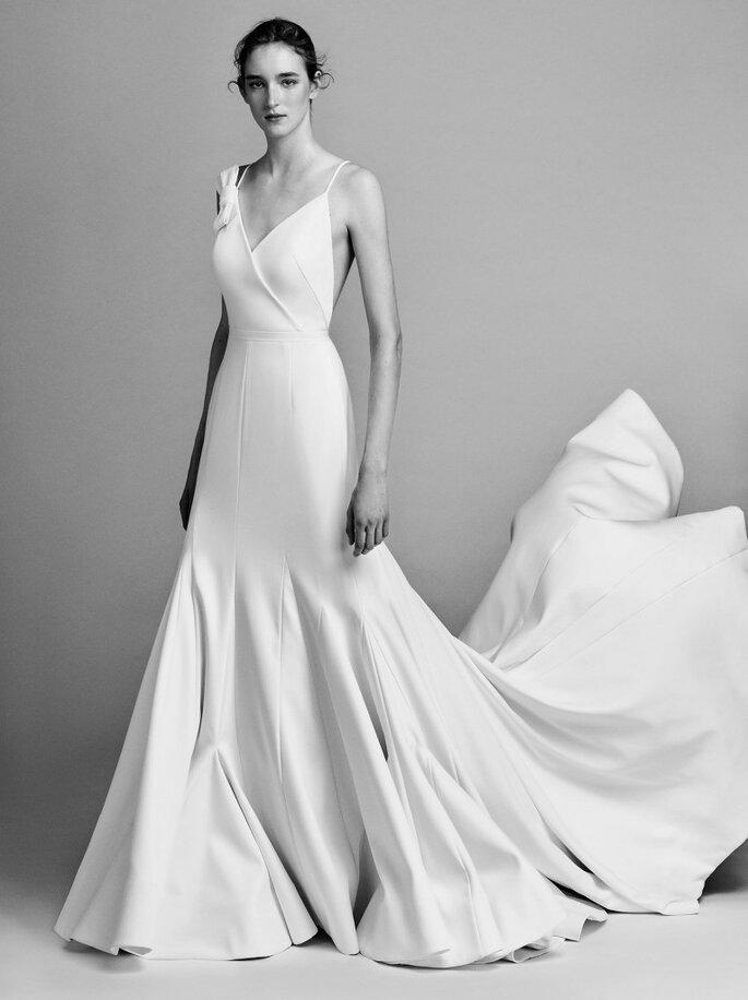 Brautkleider von Viktor&Rolf 2017: romantische Couture!