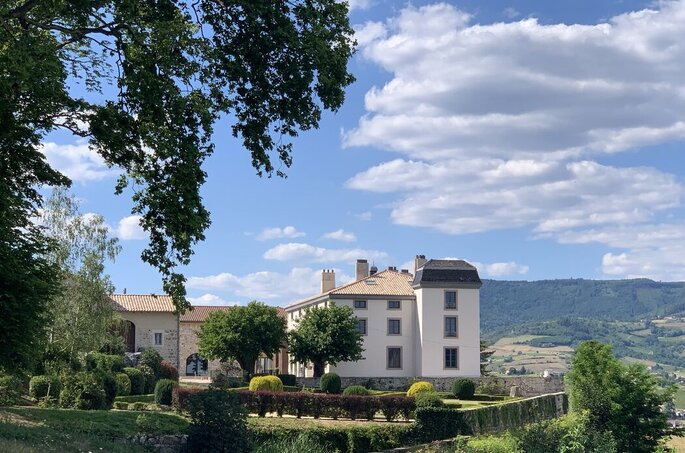 Château du Souzy- Lieu de Réception - Rhône (69)