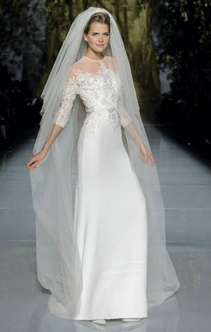 Vestidos de novia Pronovias colección Elie Saab 2014