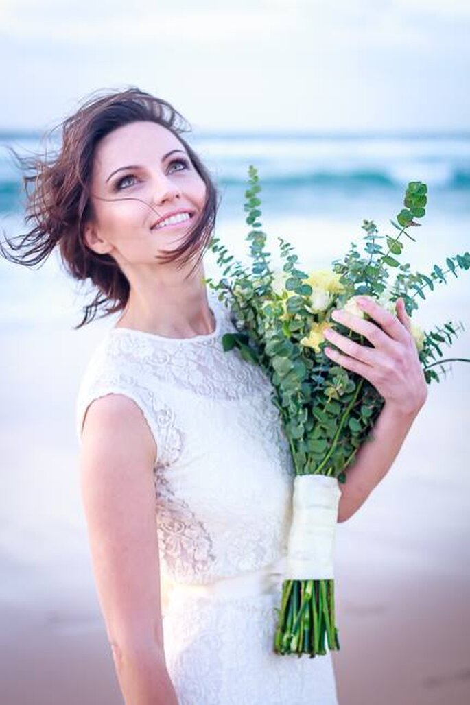 Ramos de noiva 2017. Créditos: My Wedding Flowers