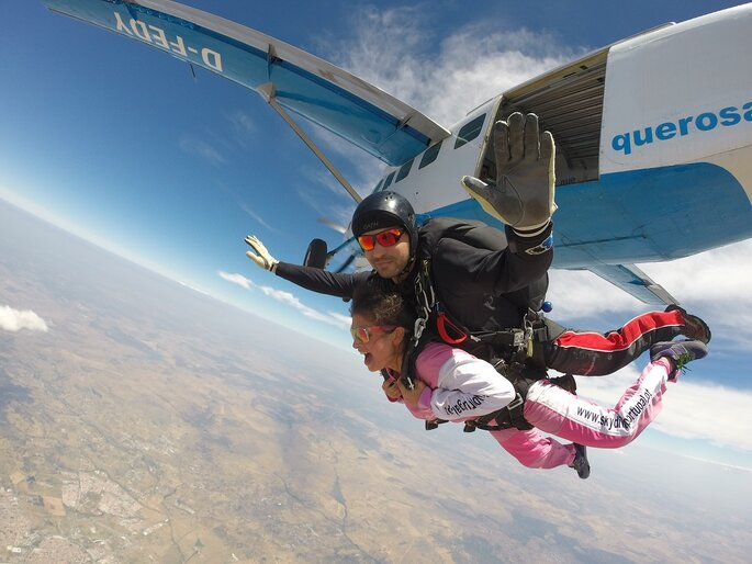 Skydive Portugal