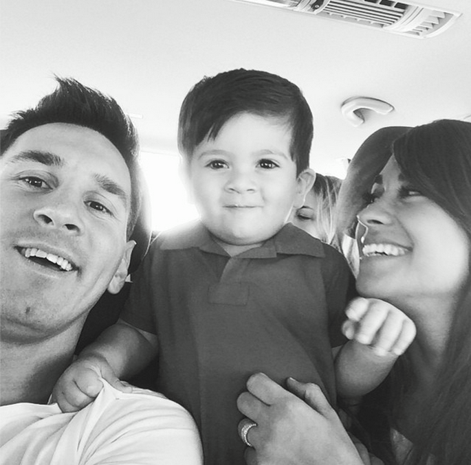 Instagram Leonel Messi
