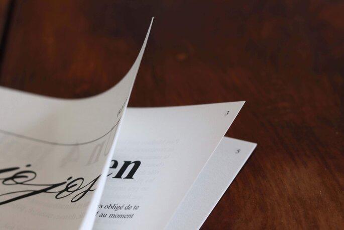 Scribeuse - Cadeau d'invités - Rhône (69)