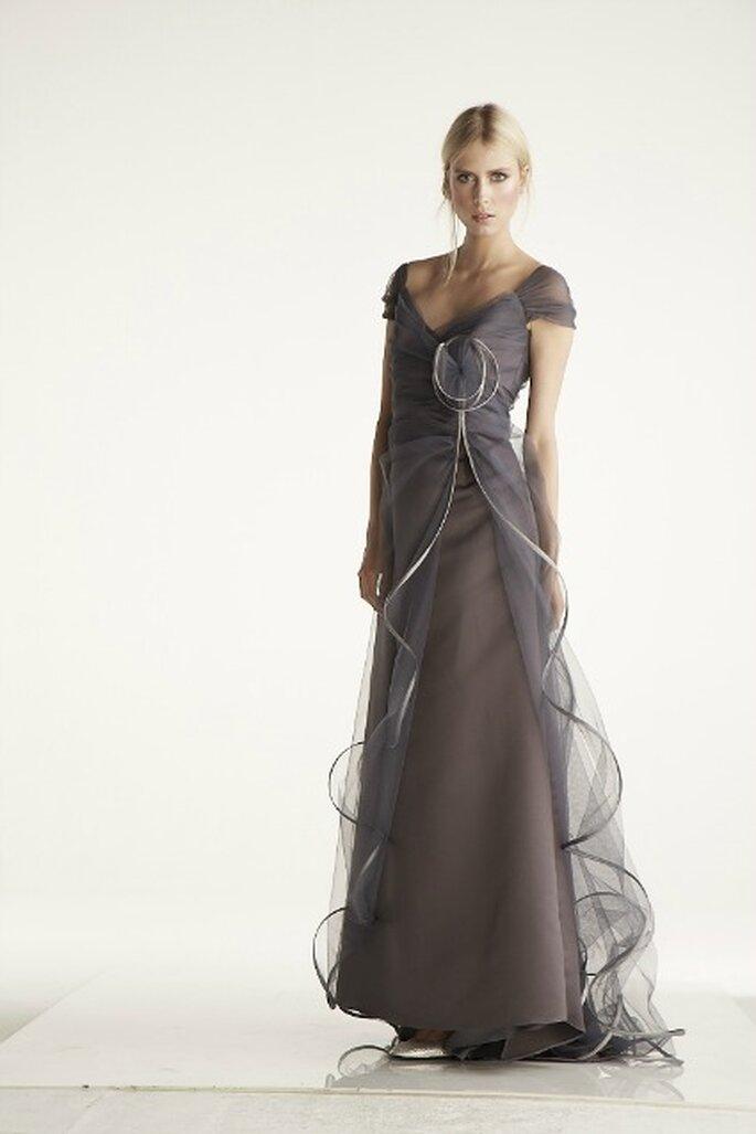 Robe de soirée Suzanne Ermann, modèle Nikitas - Photo : Suzanne Ermann
