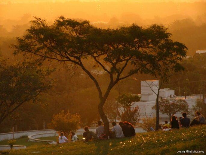 Foto: Joannis M. Moudatsos -10 lugares super românticos para casais em São Paulo