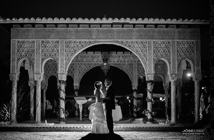 José Díaz Fotografía de bodas