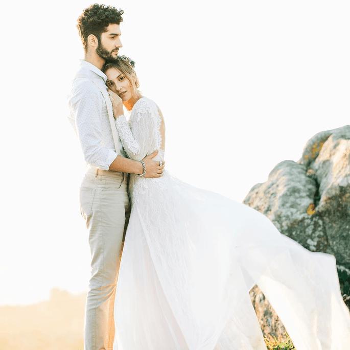 vestidos de noiva Ana Javgureanu Atelier