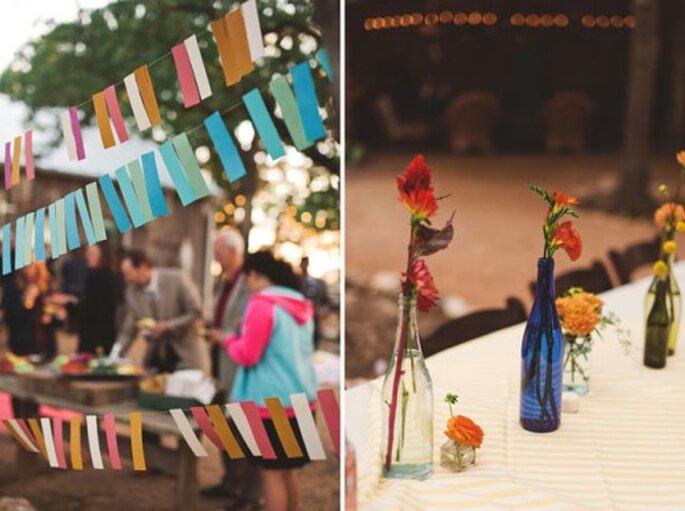 Detalles de papel para tu boda - Green Wedding Shoes