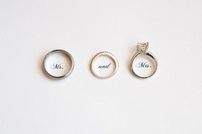 Todo lo que los novios tienen que saber para elegir el anillo - Foto Sabrina Scolari