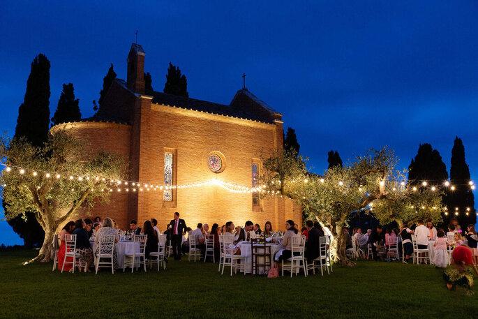 Lieu de réception pour votre mariage en Italie !