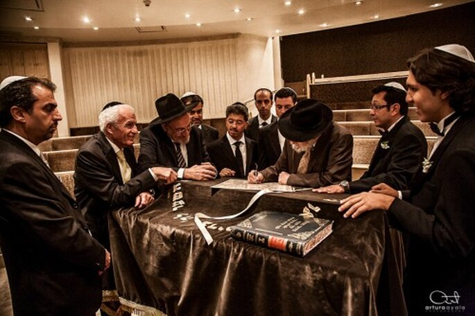 Elige al mejor fotógrafo de bodas judías - Foto Arturo Ayala