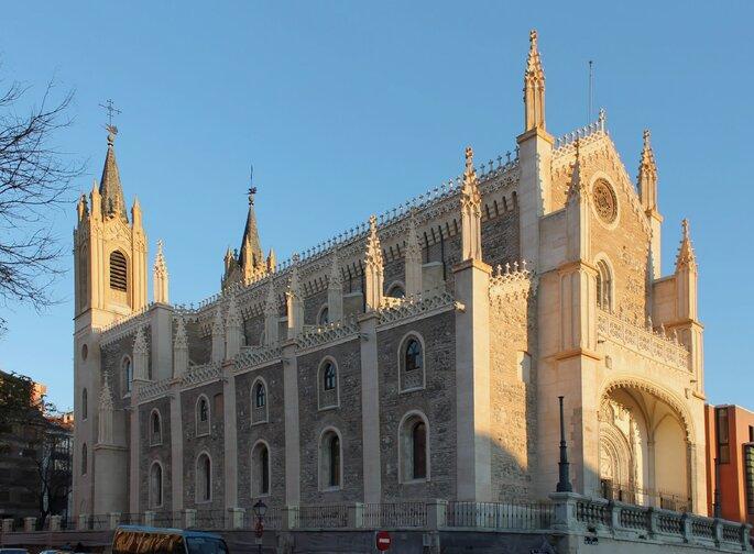 Parroquia de San Jerónimo el Real de Madrid - GMM