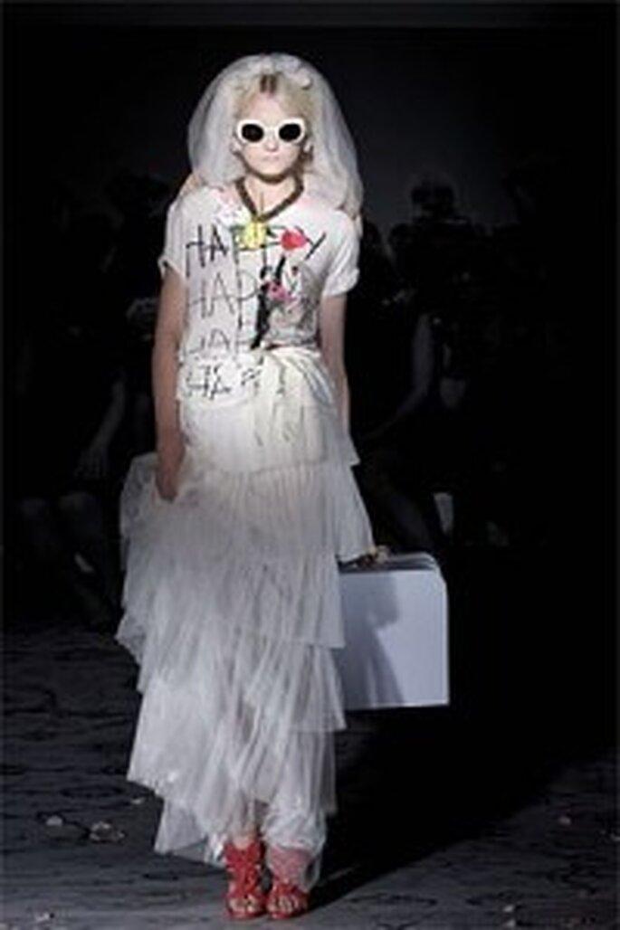 Vestido de novia Lanvin - Crucero