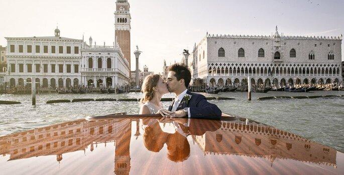 Anna Frascisco - Destination Wedding