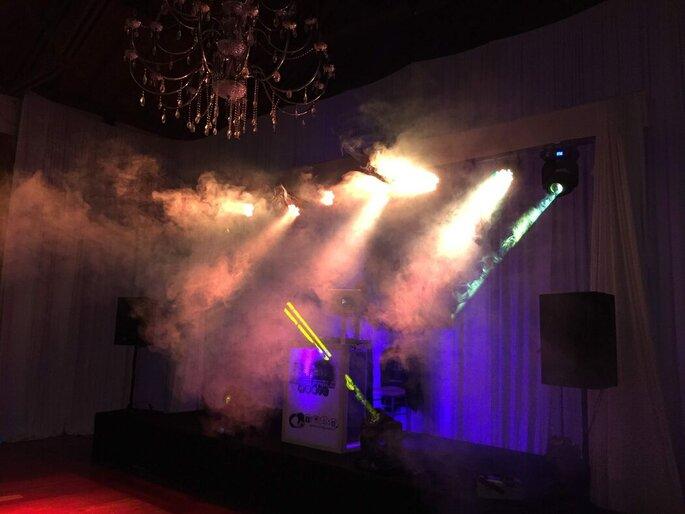Acústica Producciones Producción de bodas