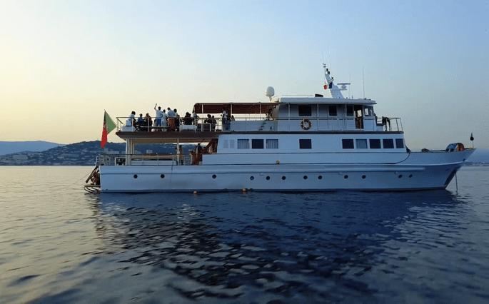 Yacht Clara One - lieu de réception - Marseille (13)