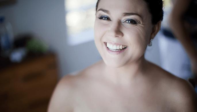 Maquillaje para una boda de día - Foto Nadia Meli