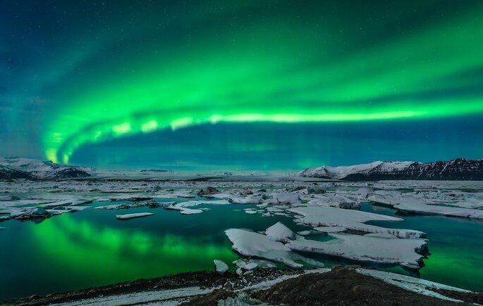 Islande. Photo : ohn A Davis