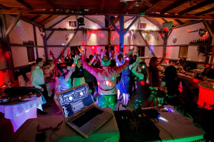 Hochzeit mit DJ Dimi