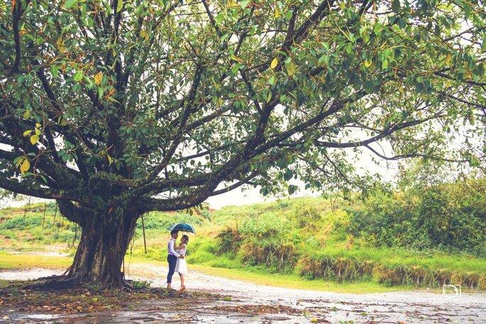 Serviço de pré weeding é bom para aproximar noivos e fotógrafo