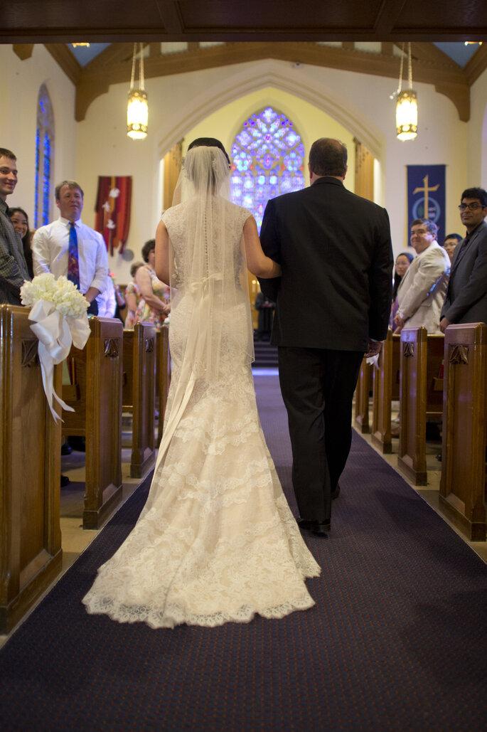 Emily + Nadav's Wedding, Image: Daniela Cardili