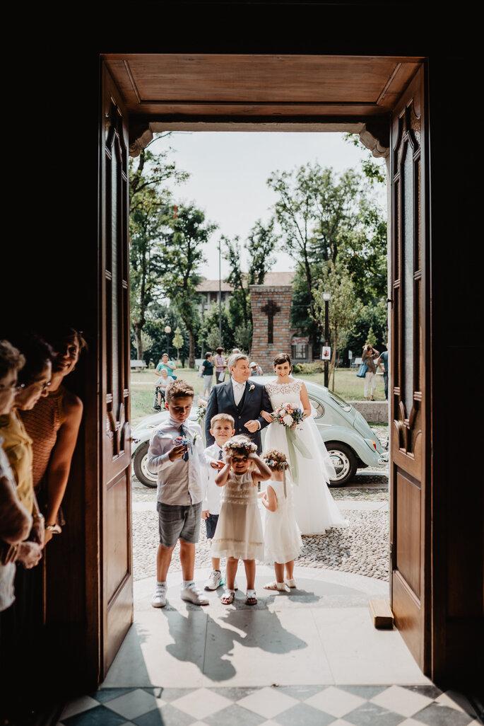 Matrimonio Valeria e Tullio
