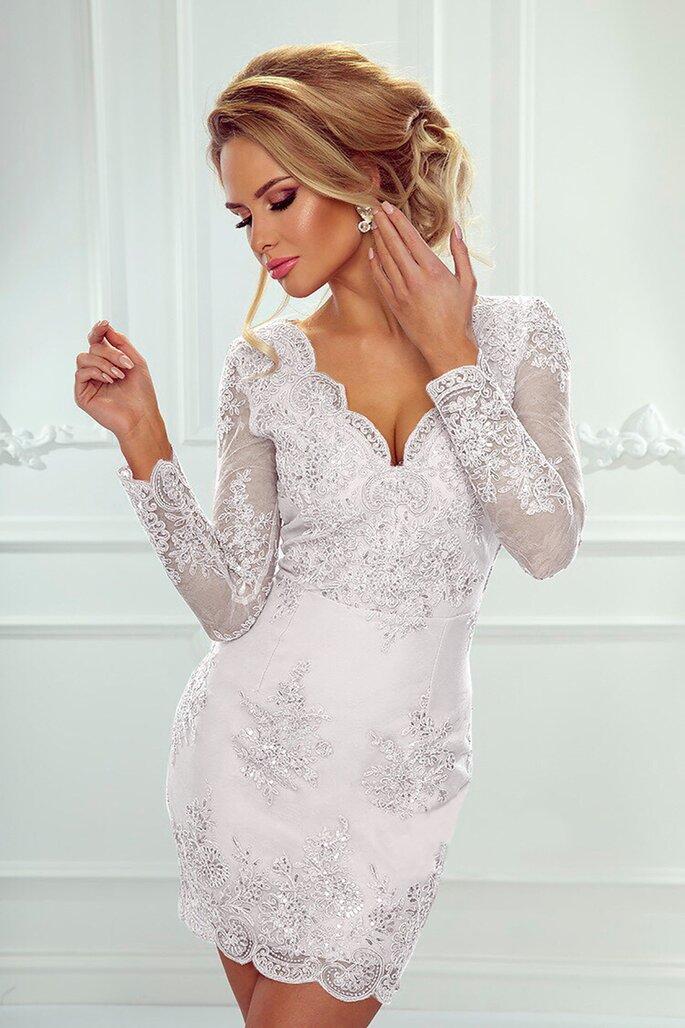 d66e74ba11 Sukienki na wesele i poprawiny - wszystko co powinniście o nich ...