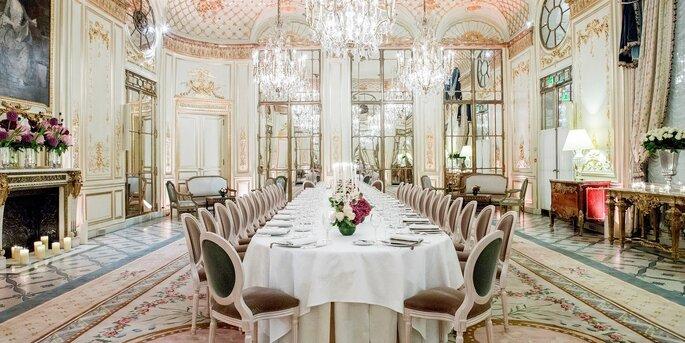 Hotel Le Meurice. Foto: divulgação