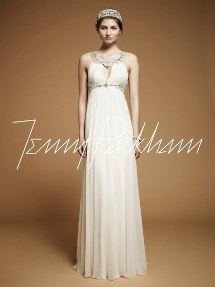 Jenny Packham Bridal Collection 2012 Mod.Lotus