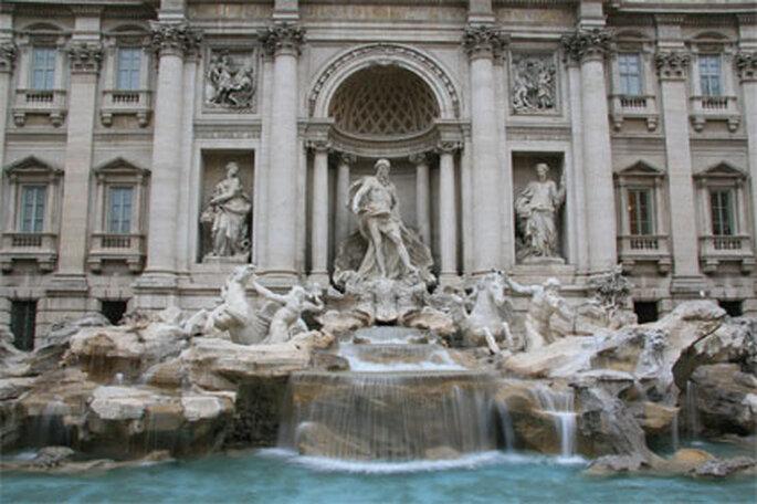 Week-end de noces à Rome