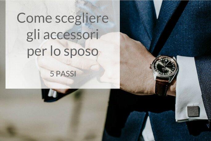 Gli accessori dello sposo non sono cosa da poco. La loro scelta e  abbinamento dipendono molto dal tipo di abito scelto e 7e0de50a7a9