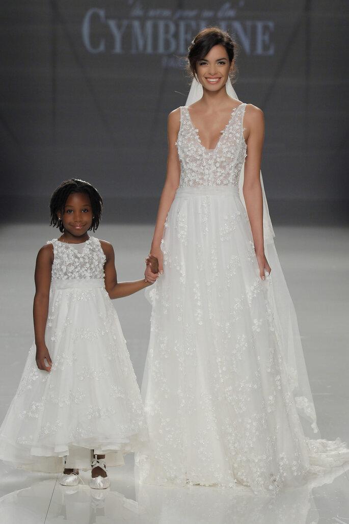 robe de mariée dentelle classique
