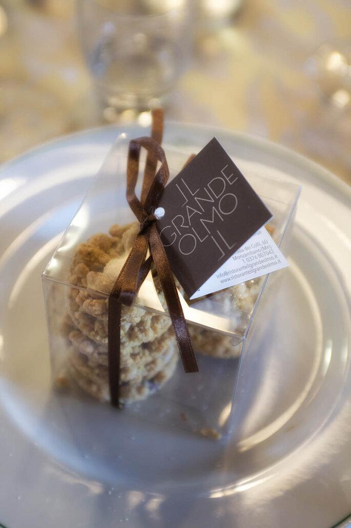 E per concludere, un dolcetto locale di ricordo offerto dal Ristorante - Foto: Marilena Mura