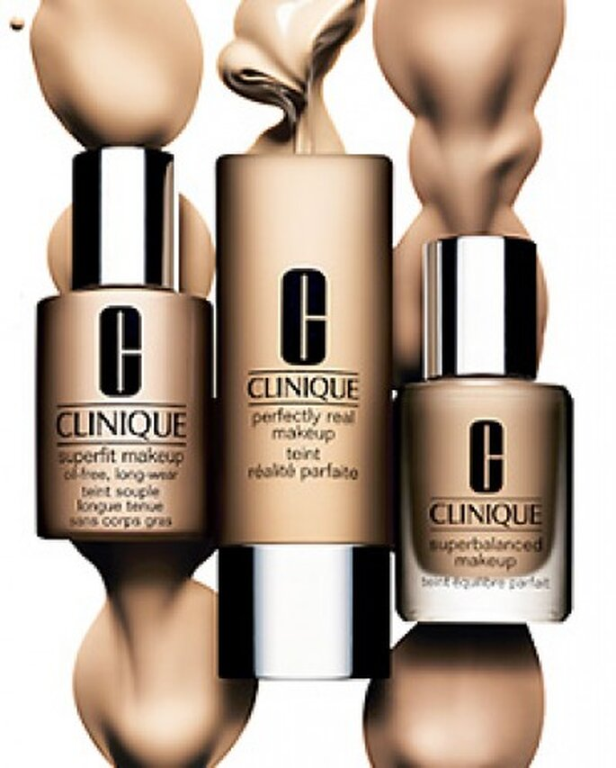 Finden Sie die maßgeschneiderte Foundation für Ihren Hauttyp bei Clinique