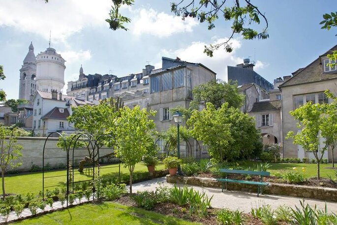 Photo : Musée de Montmartre et Jardins Renoir