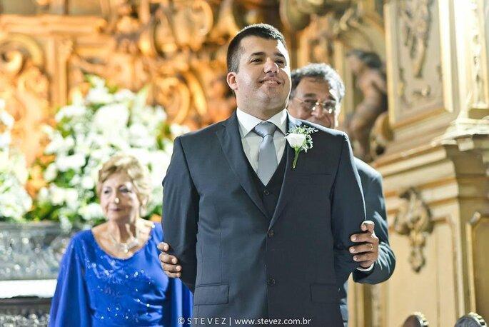 Roupa do noivo: VR - Foto: Thiago Esteves - Stevez Produções