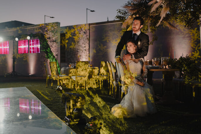 Parra del Valle Hotel jardines para bodas Valle de Guadalupe