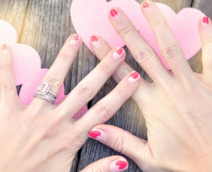 10 ideas geniales para que tu boda sea la más colorida - Love Maegan vía One Wed